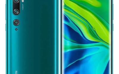 سعر ومميزات هاتف شاومي نوت 10
