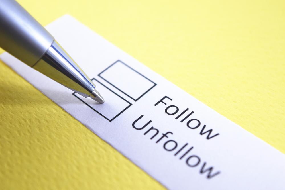 برنامج حذف الاشخاص الذين تتابعهم ولا يتابعوك في الانستقرام