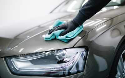 افضل طريقة لتنظيف السيارة بالبخار
