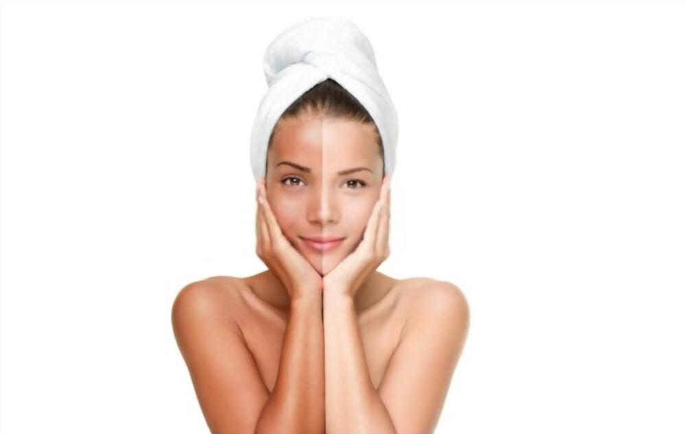 وصفات لتبييض الوجه – وخلطات لتسمين الوجه وتبيضه 2021