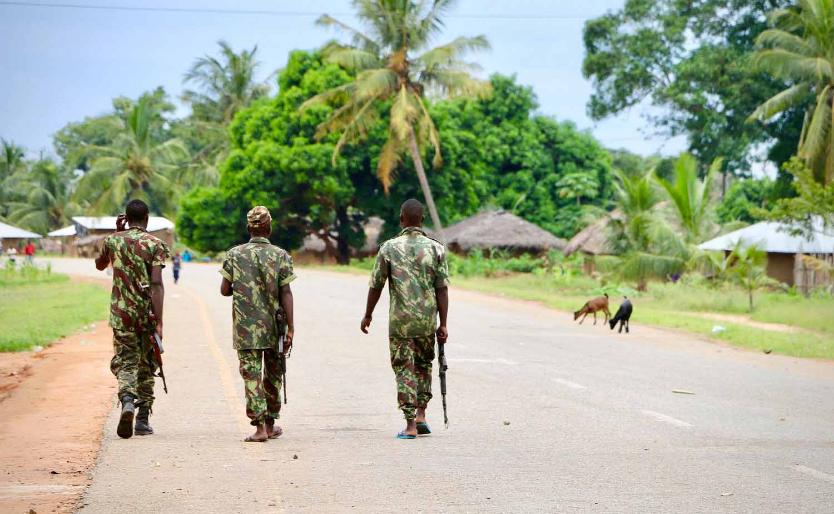 موزمبيق: تحليل إجراءات الشركات العسكرية الخاصة